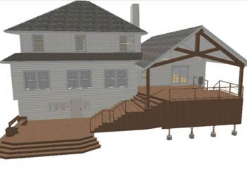 Little Rock 3D Home Designer