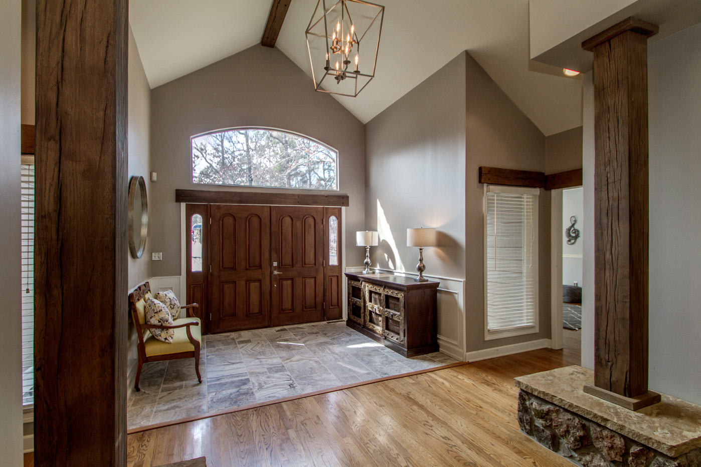 Live Oaks Little Rock Home Remodel