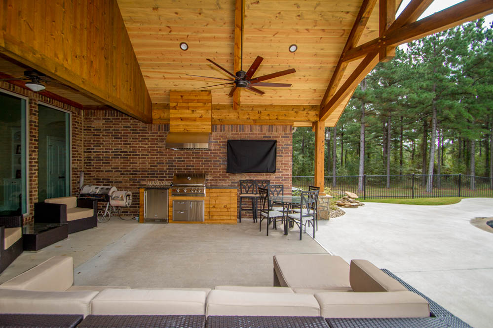 Rushing Rd Outdoor Living & Porch Addition