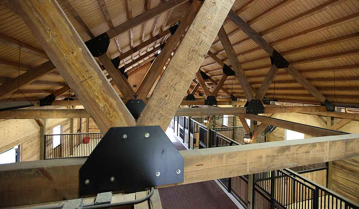 Little Rock Timber Framing Services